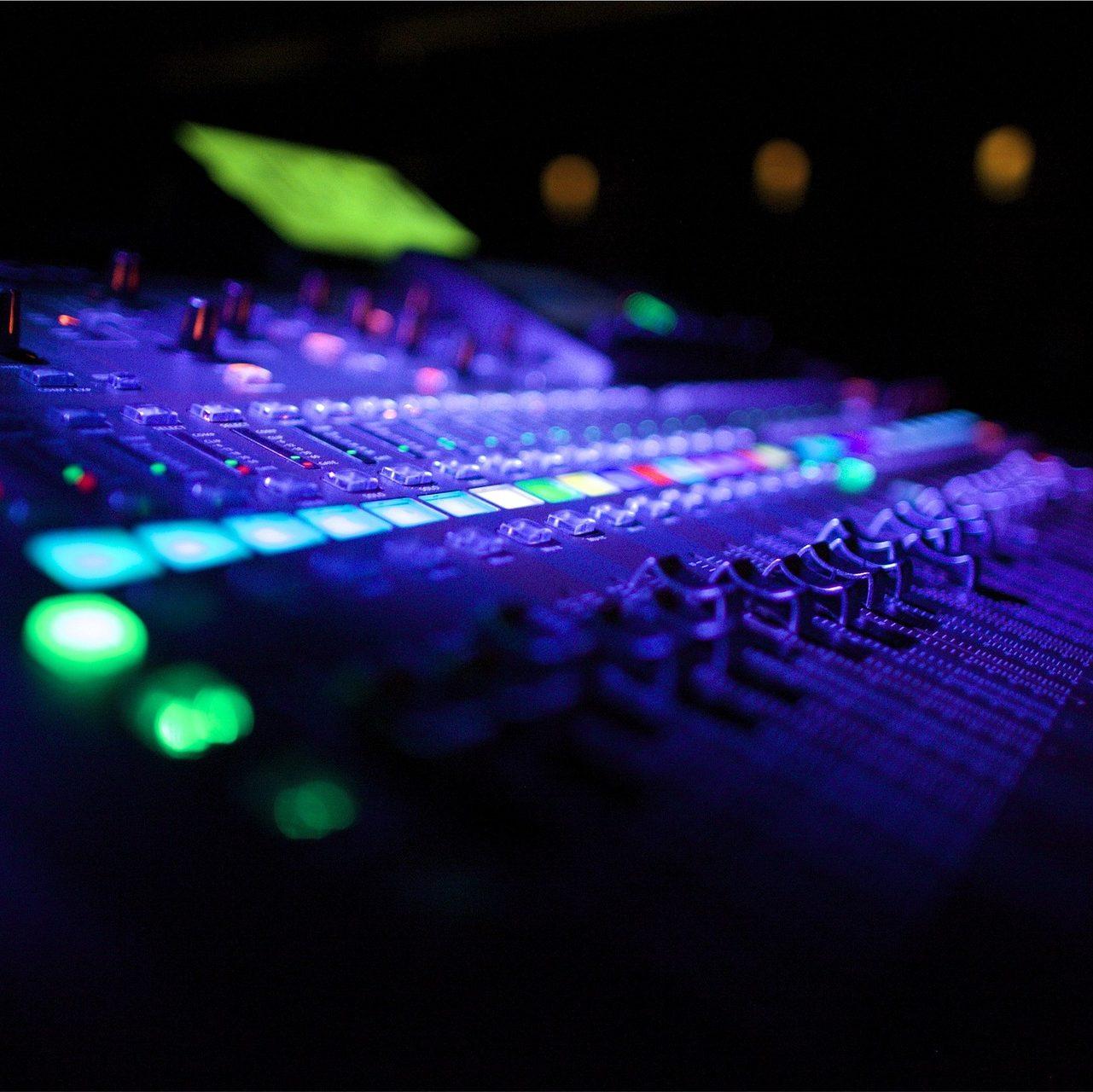 eventtechnik-mixer