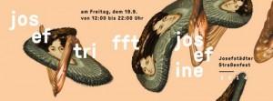 Josefstädter Straßenfest 2014 – Josef trifft Josefine